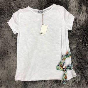 Dex Floral Tie Shirt (PM703)